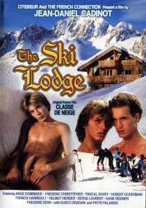 The Ski Lodge DVD