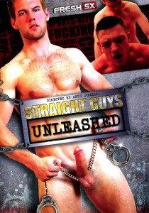 Straight Guys Unleashed  DVD (NC)