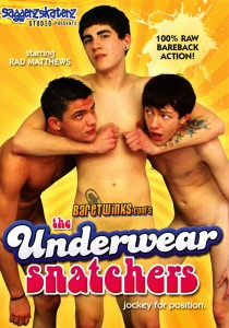 The Underwear Snatchers DVD