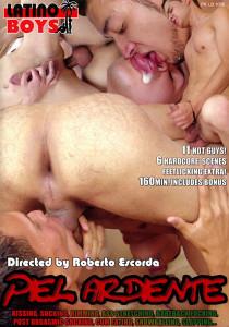 Piel Ardiente DVD (NC)