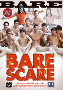 Bare Scare (Director's Cut) DVD (NC)