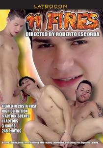 11 Fires DVD