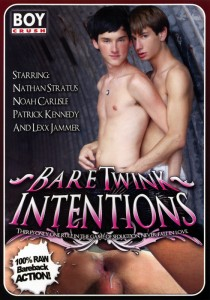 Bare Twink Intentions DVDR (NC)