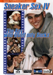 Sneaker Sex IV: The Spy Who Loved Only Socks DVD