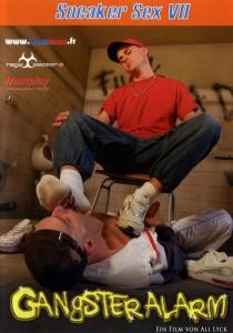 Sneaker Sex VII: Gangster Alarm DVD - Front