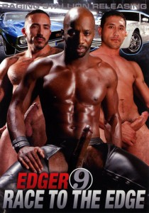 Edger 9: Race to the Edge DVD (S)