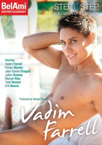 Step by Step: Vadim Farrell DVD (S)