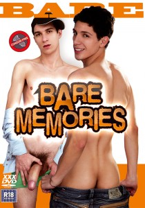 Bare Memories DVD - Front