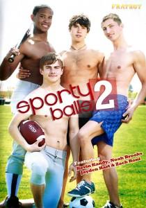 Sporty Balls 2 DVD