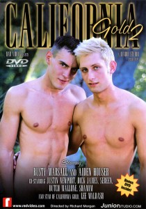 California Gold 2 DVD (NC)