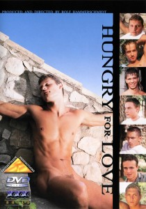 Hungry for Love (Triumvirate) DVD (NC)