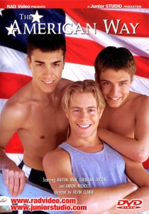 The American Way DVD