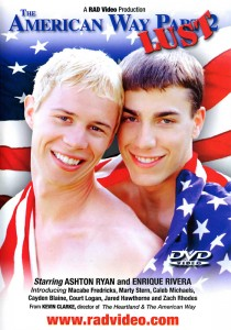 The American Way 2: Lust DVD (NC)