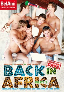 Back In Africa Part 1 DVD (S)