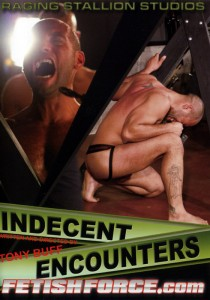 Indecent Encounters DVD (S)