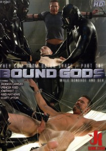 Bound Gods 4 DVD (S)