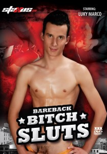 Bareback Bitch Sluts DVD (NC)