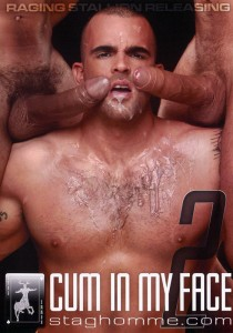 Cum In My Face 2 DVD (S)