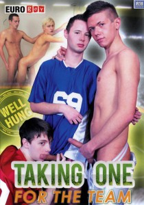 Taking One For The Team (Euroboy) DVD