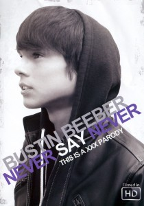 Bustin Beeber: Never Say Never DVD (NC)