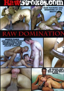 Raw Domination DVD