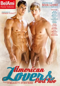 American Lovers Part Two DVD (S)