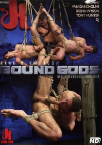 Bound Gods 15 DVD (S)