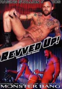 Revved Up! (Raging Stallion) DVD (S)