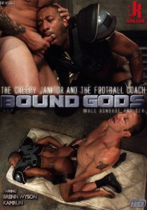 Bound Gods 8 DVD (S)