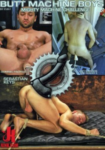 Butt Machine Boys 11 DVD (S)