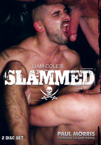 Liam Cole's Slammed DVD (S)