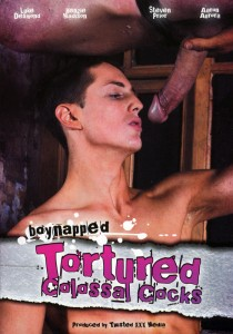 Tortured Colossal Cocks DVD
