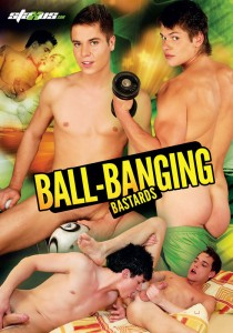 Ball-Banging Bastards DVD (NC)