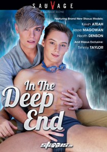 In The Deep End DVD (NC)
