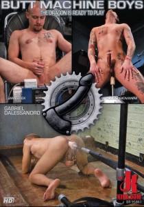 Butt Machine Boys 13 DVD (S)