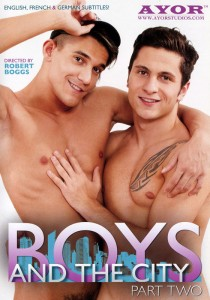 Boys And The City 2 (AYOR) DVD