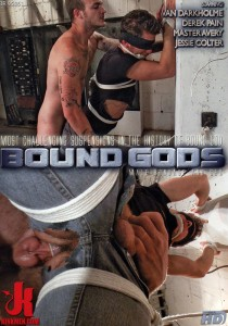 Bound Gods 24 DVD (S)
