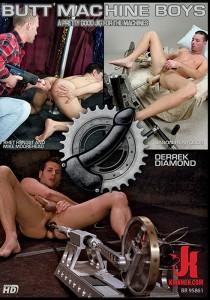 Butt Machine Boys 15 DVD (S)