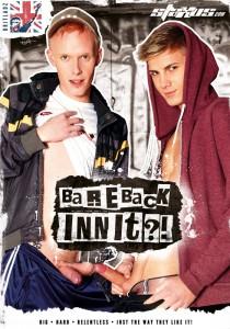 Bareback Innit?! DVD (NC)