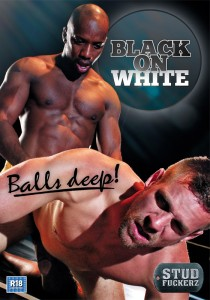Black on White DVD