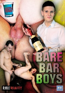 Bare Bar Boys DVD