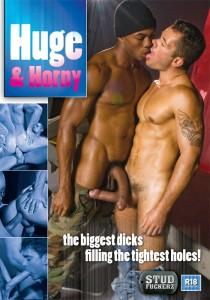 Huge & Horny DVD