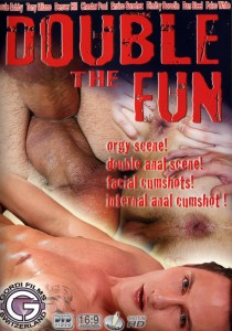 Double The Fun DVD (NC)