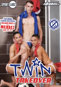 Twin Takeover DVD (NC)