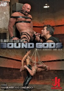 Bound Gods 32 DVD (S)