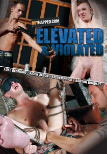 Boynapped 18: Elevated & Violated DVD