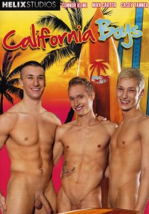California Boys DVD