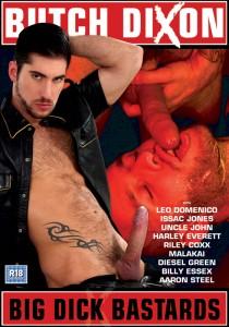 Big Dick Bastards DVD