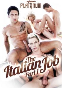 The Italian Job Part 1 DVD