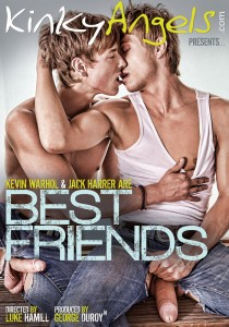 Kevin Warhol & Jack Harrer are Best Friends DVD (S)